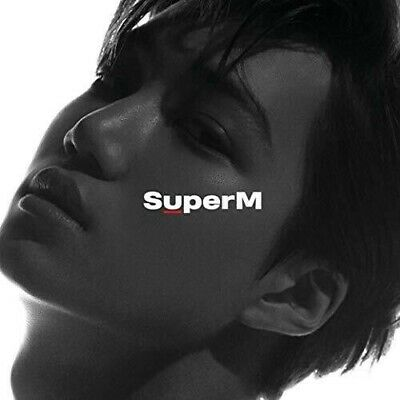 SuperM - SuperM The 1st Mini Album 'SuperM' [kAI] [New CD]