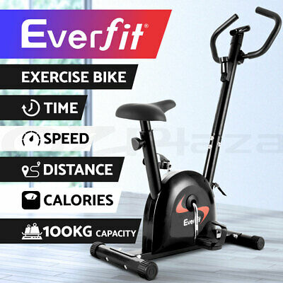 【20%OFF】Exercise Bike Training Bicycle Fitness Cycling Machine Home Gym Trainer