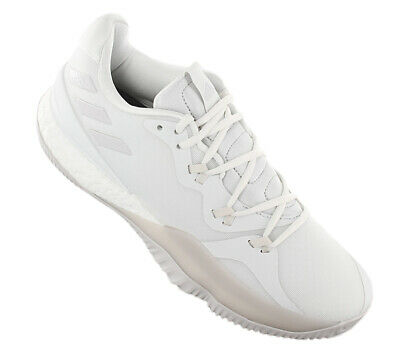 Details about Adidas Crazy Light Boost 2018 Men's Basketball Shoes DB1072 White Trainers New