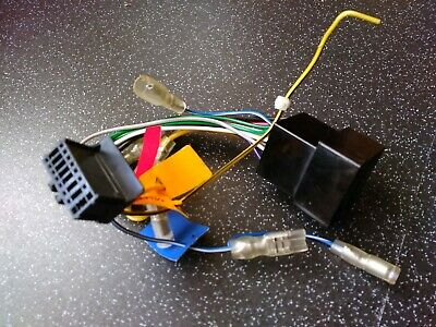 Genuine Pioneer DEH-P6800MP Replacement ISO Wiring Loom
