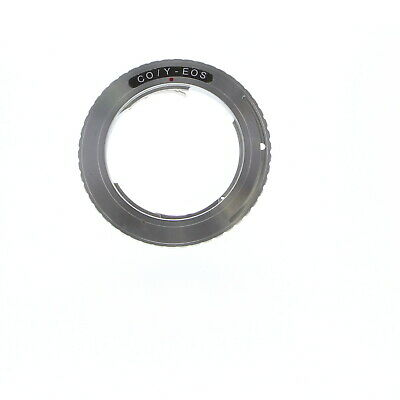Adapter Contax/Yashica Lens Canon EOS EF Mount Body (Miscellaneous Brand)