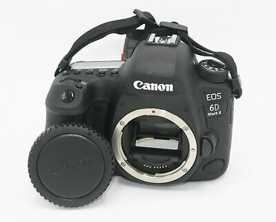 "Canon EOS 6D Mark II 3"" Digital SLR Camera Body Only"
