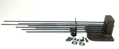 "CLOCK CHIME BAR - EIGHT ROD GRAND MOTHER w/15-1/12"" LONGEST CHIME BAR! - GG121"