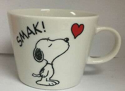 Snoopy Ceramic Cup - Kiss