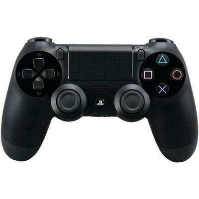 Official Sony PS4 Playstation 4 DualShock 4 Wireless Controller Black CUH-ZCT1U