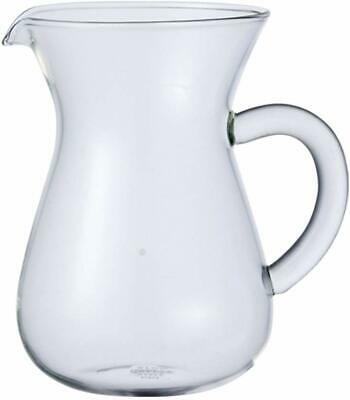 KINTO SCS Coffee carafe 300ml 27666 Heat resistant glass Coffee tools from Japan