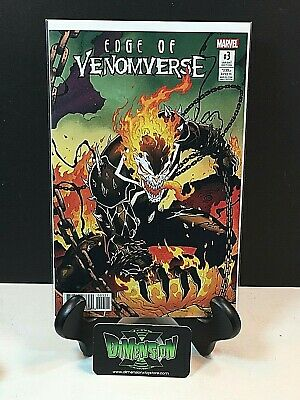 Edge of the Venomverse #3 Ron Lim Ghost Rider Variant NM Marvel Comics
