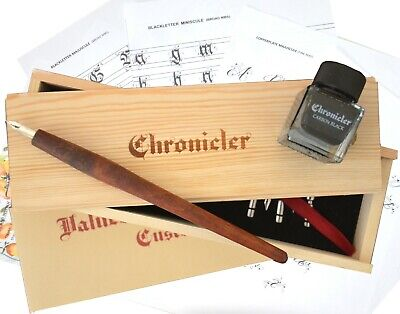 Calligraphy Kit for Beginners - Caligraphy Set in a Gift Box with Instructions