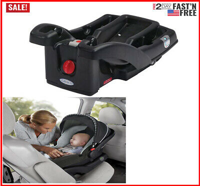 Graco SnugRide Click Connect LX Infant Car Baby Seat Base 30/35 Black New