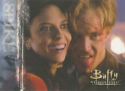 Buffy TVS The Story Continues Promo Card P4