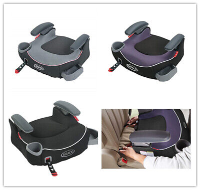 Graco,TurboBooster LX Backless Booster Seat with Affix LATCH,From 40- 100 Pounds