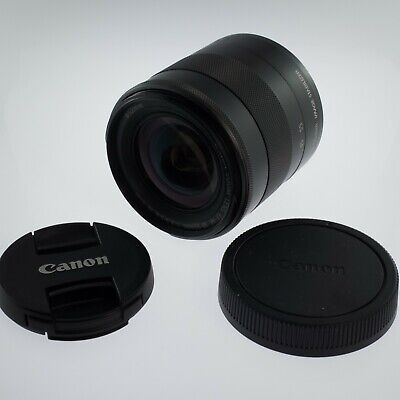 Canon EF-M 18-55MM IS STM Lens - Beautiful Condition