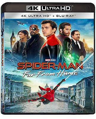 Spider-Man: Far From Home  4K Uhd+Blu-Ray