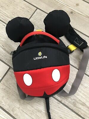 Mickey Mouse Disney Back Pack