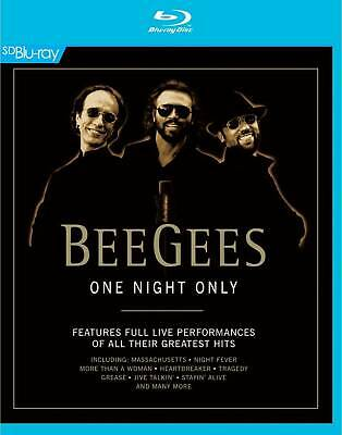 The Bee Gees One Night Only (Celine Dion, Andy Gibb) New Region B Blu-ray