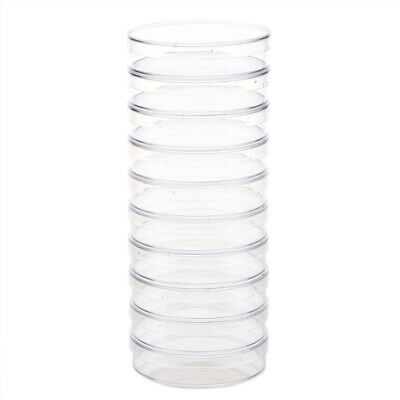 Sterile Clear Fragile High Quality Polystyrene Crisp Petri Dishes Lab Supply