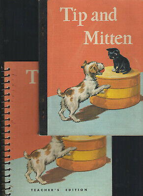 Tip and Mitten Teacher's Edition and Vintage Reader 1963