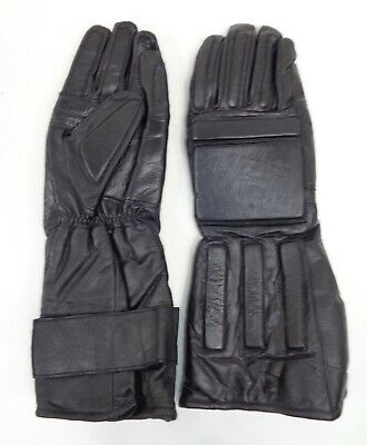 Ex Police Public Order Riot Protective X-Wing Pilot Cosplay Gloves S-XL D10 GV5