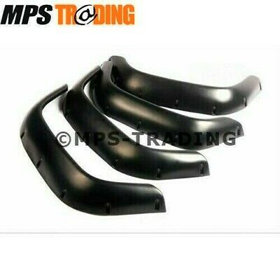 Land Rover Defender 90 110 Wide Wheel Arch Set 4 Hdpe Plastic - Lr647/Tf110
