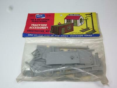 VINTAGE AIRFIX HO/OO Model Railway Kit Trackside Accessories Rare Type 1 Header