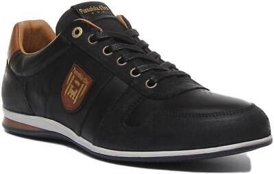 PANTOFOLA D'ORO LIVIGNO Mid Mens Trainers, Shoes Grey EUR
