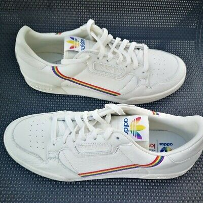 Trainers Schuhe CONTINENTAL 80'S White Off ADIDAS Pride X8nOw0Pk