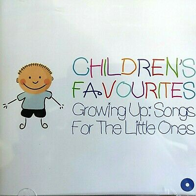 NEW - CHILDRENS FAVOURITES - Songs Nursery Rhymes Kids Music CD Album