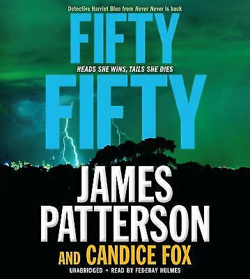 Fifty Fifty (Harriet Blue)  (ExLib) by Patterson, James; Fox, Candice