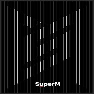SuperM - SuperM The 1st Mini Album 'SuperM' [Group] [New CD]