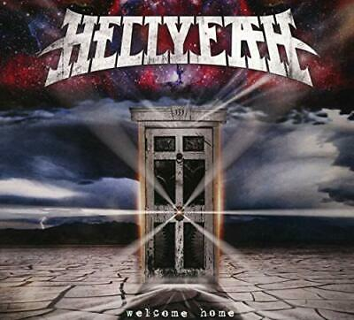 Welcome Home Explicit Lyric HELLYEAH Eleven Seven Music AudioCD October 10, 2019