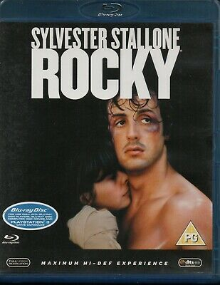 ROCKY (1976) - Sylvester Stallone - Blu-Ray *The Original First Film*