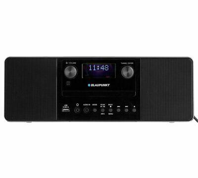 Blaupunkt All In One Wireless Micro System – Black - Free 90 Day Guarantee
