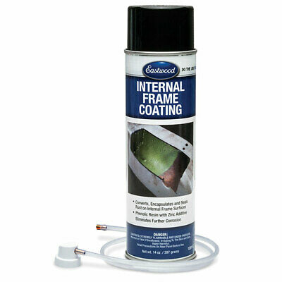Eastwood Internal Chassis Frame Green Coating 14 oz