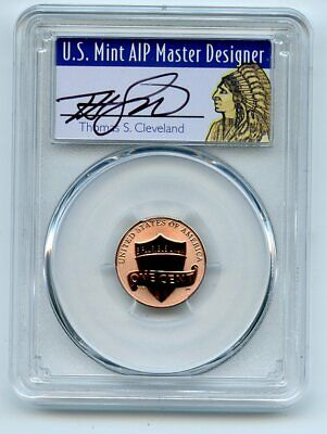 PCGS PR69 DCAM LINCOLN CENT PROOF  FIRST STRIKE #1.. 2019 W