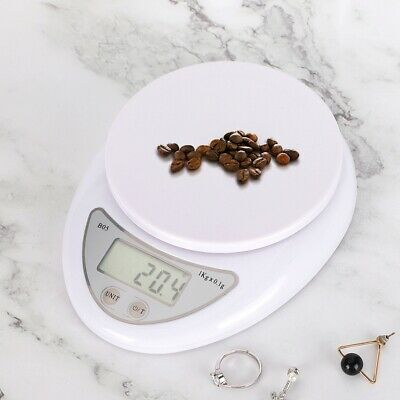 1kg/0.1g Electronic Digital Scale Kitchen Food Scale Weight Balance Measuring