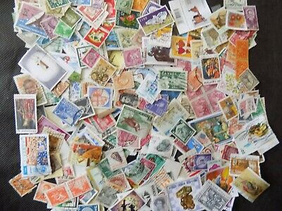 1Kg [About 10,000 Stamps] World/C.wealth Off Paper Kiloware Ex Charity Unsorted