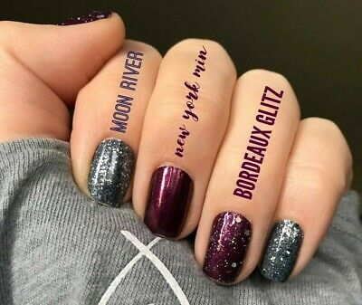 Color Street Nail Polish Strips Buy 3 sets & get a mystery set FREE!