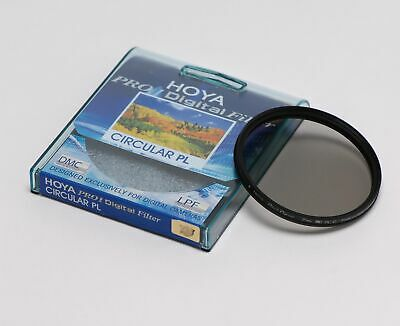 HOYA 55mm PRO1D Circular Polarising Slim Filter PL-CIR CPL
