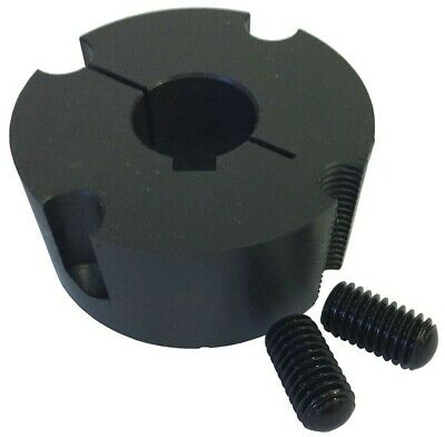 Quality Branded 1215 Taper Lock Bush Shaft Fixing Metric or Imperial Bore