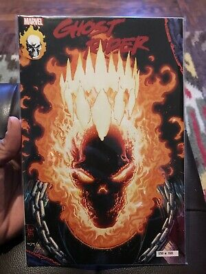 2019 NYCC Ghost Rider 1 Glow In The Dark EXCLUSIVE Tan Variant 1260/1500 NM