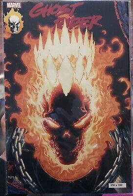 Ghost Rider #1 Glow in Dark Variant Philip Tan NYCC 2019 Exclusive - HIGH GRADE