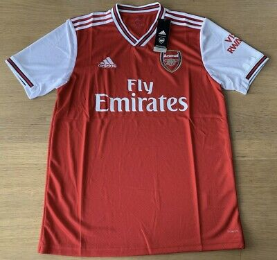 Arsenal Home Shirt 2019/20 Men's Medium 100% Genuine BNWT.