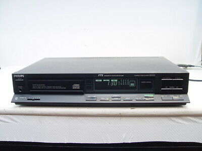 PHILIPS CD 473 CD-Player Compact Disk Player