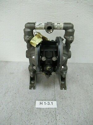Flux Shimano 12/M1 Stainless Steel Pneumatic Diaphragm Pump Förderstrom, 55 oz/
