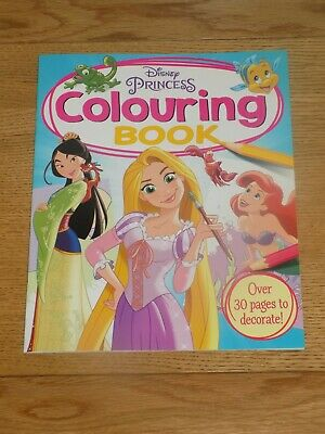 Disney Princess Colouring Book - BRAND NEW