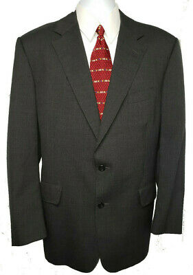 Brooks Brothers (BrooksEase) Men's Jacket Blazer  Color: Gray  sz 43R