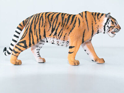 Schleich Wild Life Animal Figure Siberian Tiger Plastic Toy model #14729