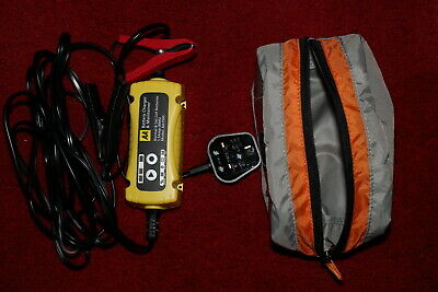 AA AA1500 DFC150N 12V / 6V Car Smart Battery Charger & Maintainer never used