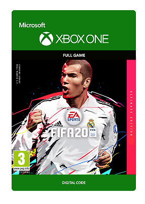FIFA 20 Ultimate Edition Pre-order  Xbox One ⭐ PLEASE READ FULL DESCRIPTION