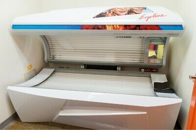Refurbished, Ergoline Passion Plus Tanning Bed, Installed, Warranty, Financing